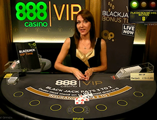 blackjack online vip