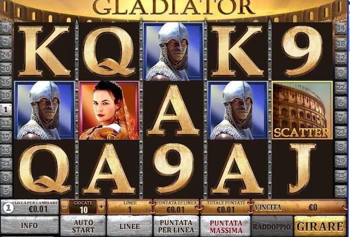 slot dei casino online italiani