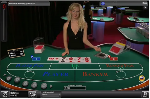 live baccarat aams